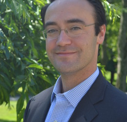Eric Sharret '02, Vice President (2009-Present)